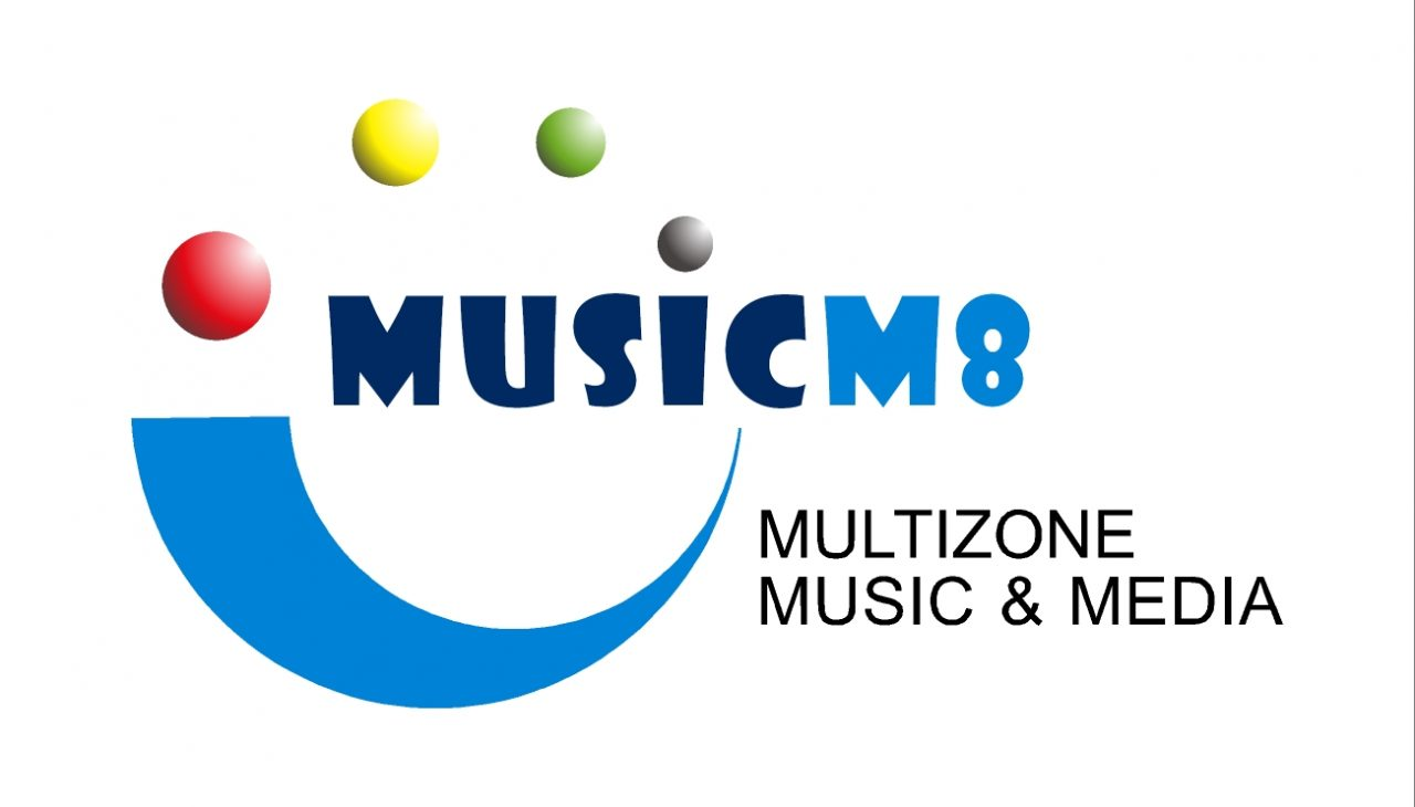 MusicM8Logo