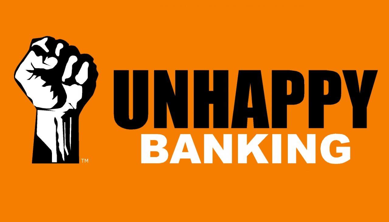 UnhappyBankingLogo