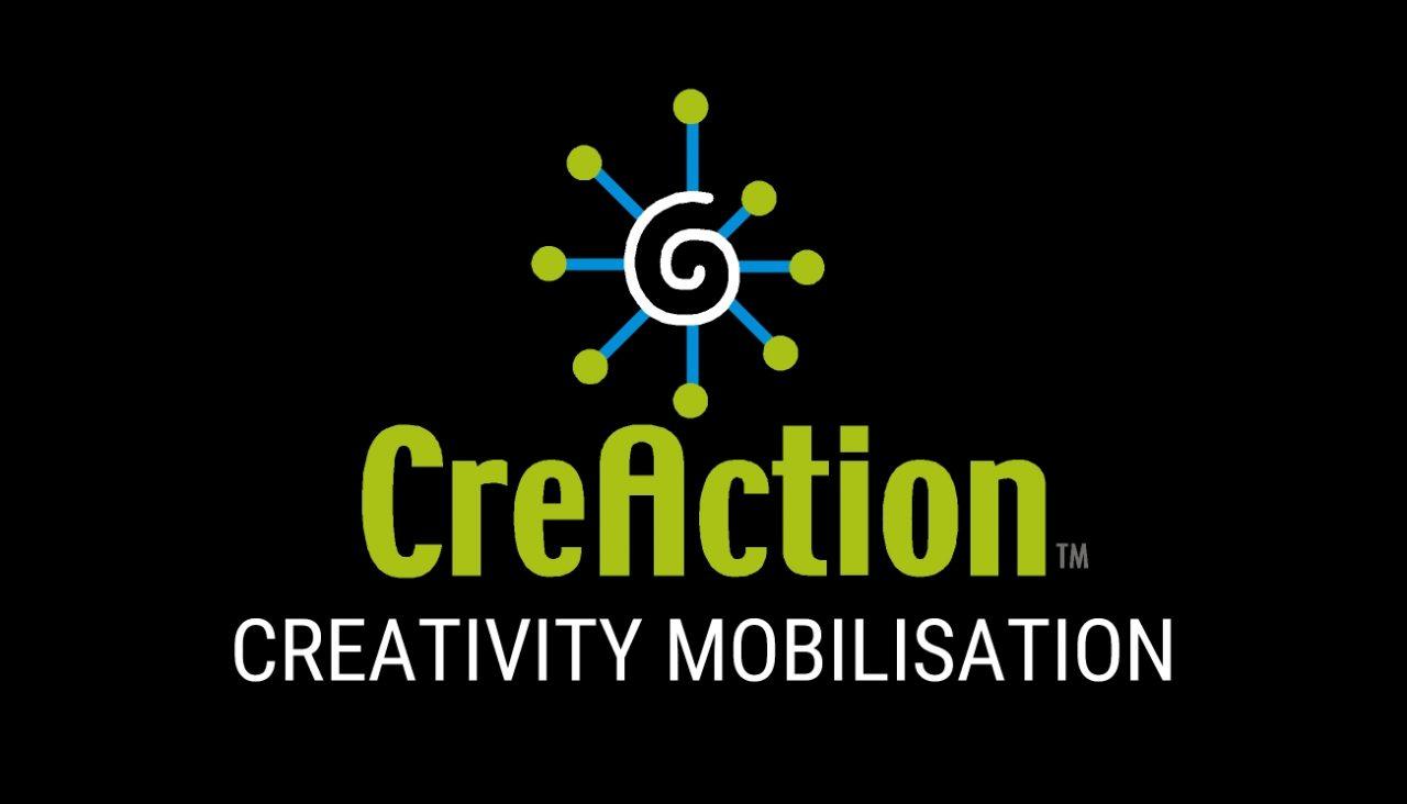 CreactionCreativityMobilisationLogo