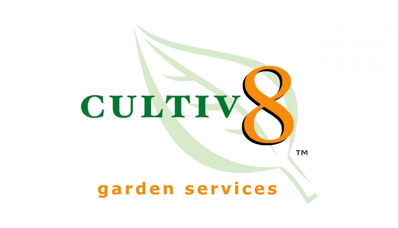 Cultiv8GardenServicesLogo
