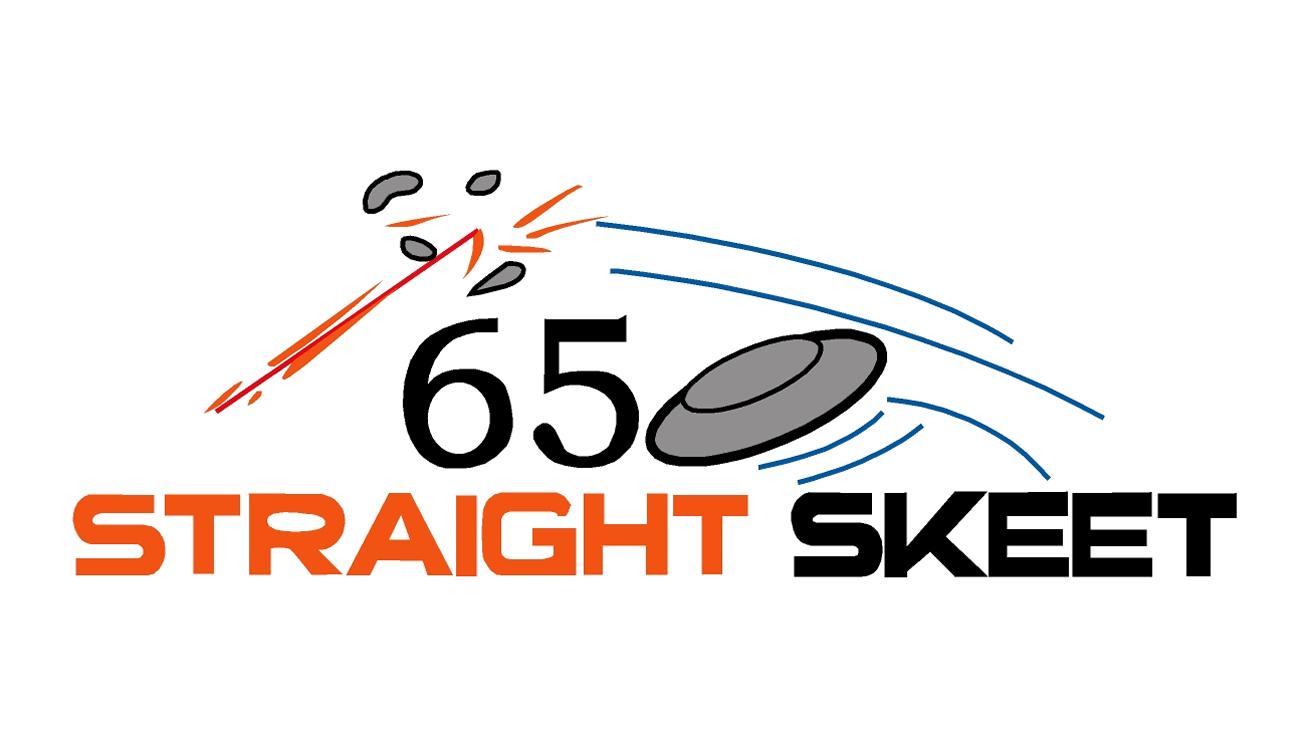 650 Straight Skeet Logo