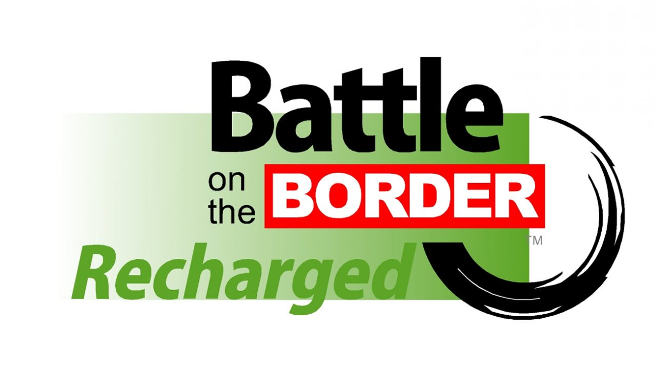 BattleOnTheBorder Recharged Logo