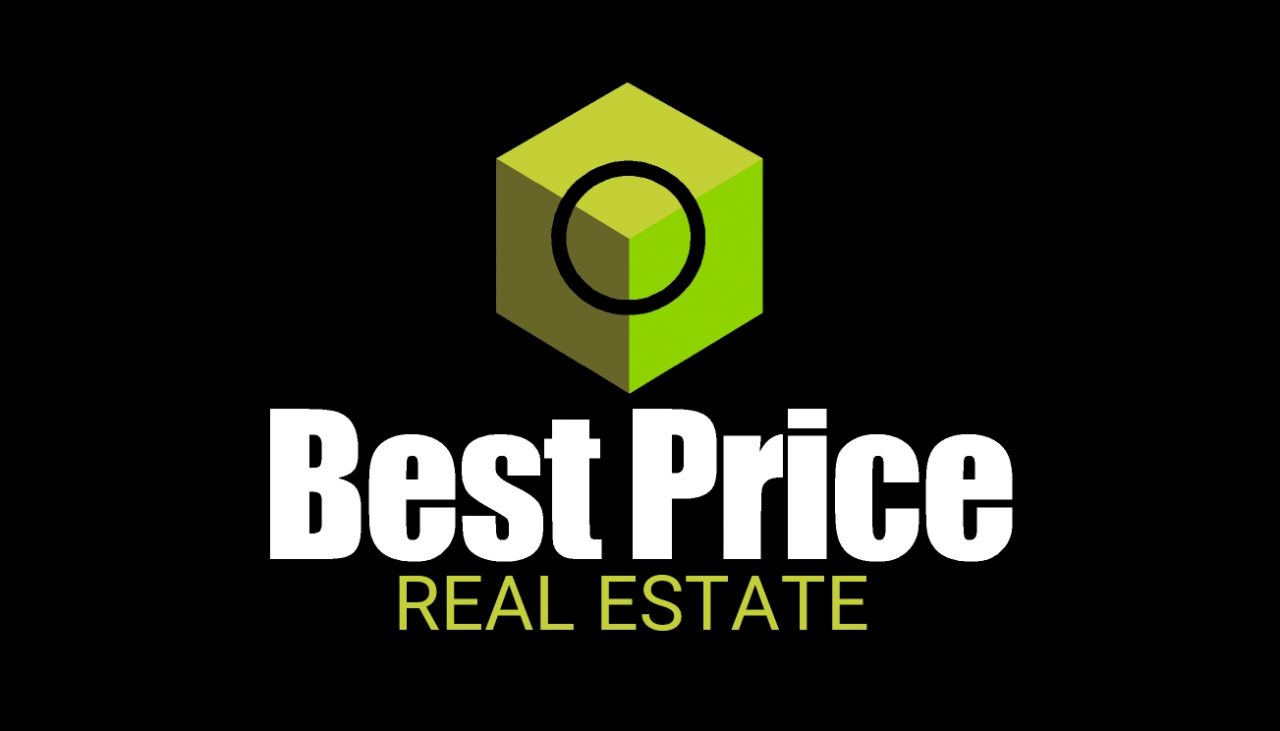 Best Price Real Estate Logo