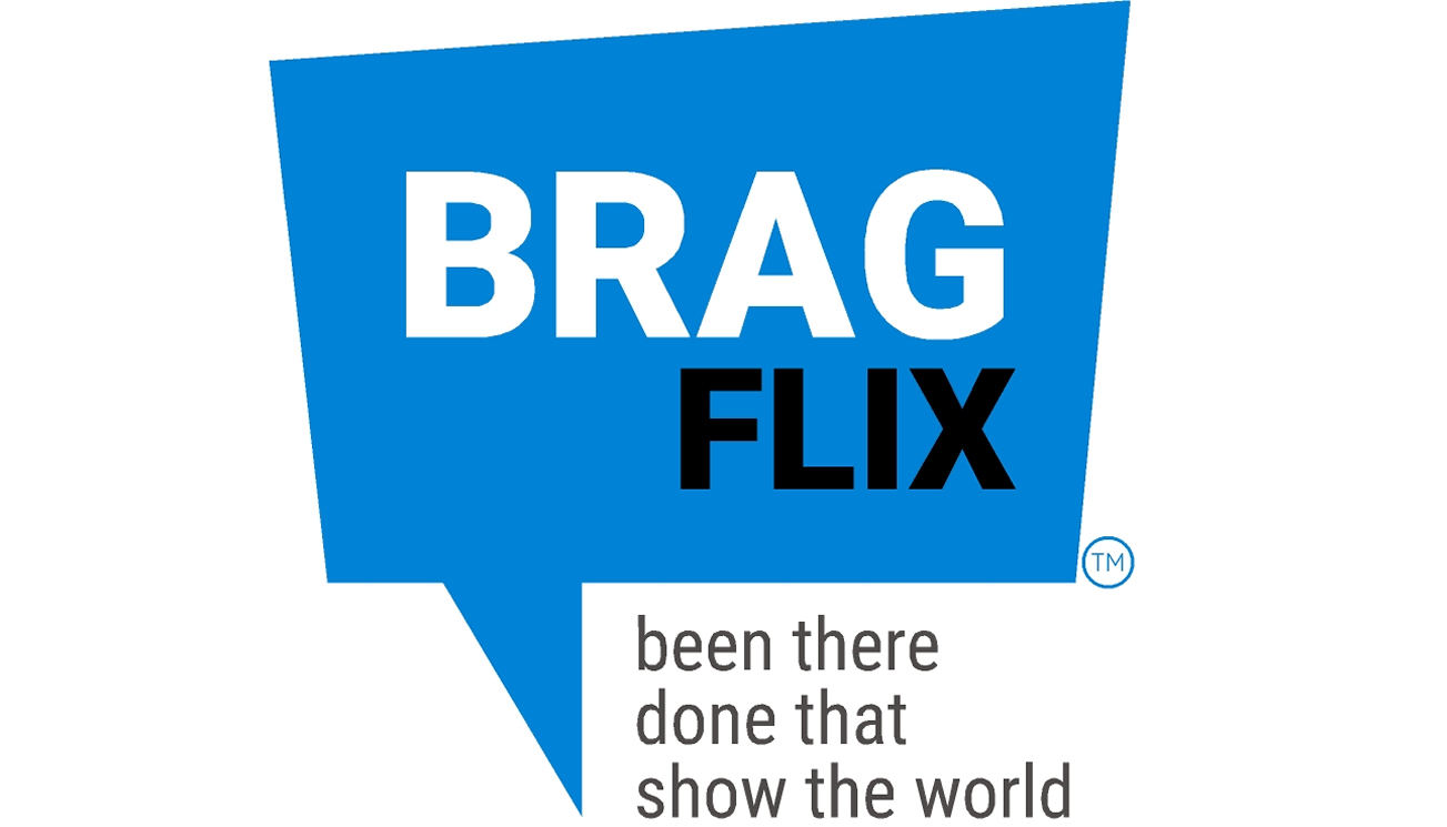 Brag Flix Logo